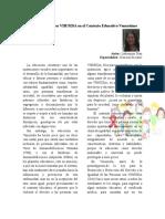 Ladisquim Díaz Articulo