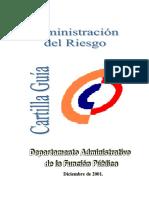 Guia de Administracion Del Riesgo