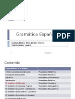 Gramatica Española I