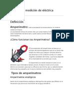 Equipos de medición de eléctrica TE.docx