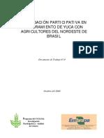 IAP Mejoramiento Yuca Brasil