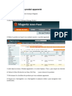 How to Create Related Product, Cross Sell, Upsells in Magento 1.4.0.1