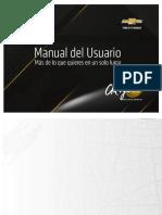 Manual Captiva Chevy Baja
