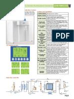 Desionizador WPL Series Catalogo - WPL713-717SPEC