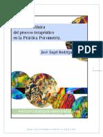Estructura Clínica Del Proceso Terapético en PPA