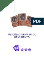 Processo de Fabricação de Cimento