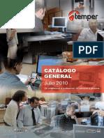 Catálogo Eléctrico Temper 2010