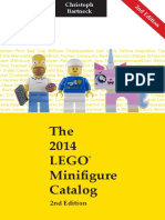 The 2014 LEGO Minifigure Catalog 2nd Edition