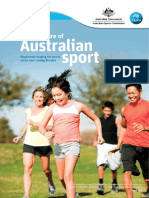 the future of australian sport - full report