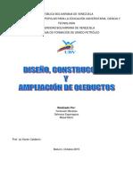 Diseño y Construccion de Oleoductos
