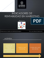 Indicadores de Rentabilidad del Marketing