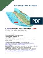 Nama Provinsi Di Sumatera Indonesia melaya 29