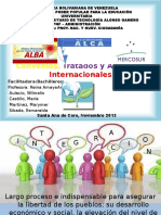 ALCA-ALBA-MERCOSUR.pptx