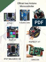 inex microcontroller