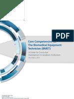 Core Competences BMET