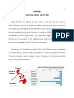 Business Research on Consumer Buying Behavior After the Implementation of Sin Tax Law in the Philippines