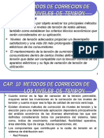 CAP 10 METODOS DE CORRECION DE LOS NIVELES DE TENSION.ppt