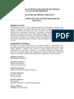 Agentes Biológicos Práctico 2014