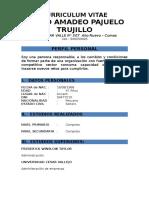 Curriculum Luis Enrique Alvarez Padilla