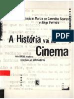 A História Vai Ao Cinema- Jorge Ferreira