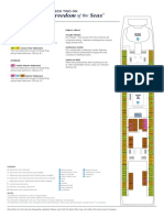 Freedom of the Seas Deck Plans v2015 May