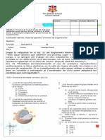 Evaluación II Medio Biología