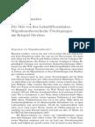 Christof Parnreiter - Die Mär von den Lohndifferentialen. Migrationstheoretische Überlegungen am Beispiel Mexikos (2001)