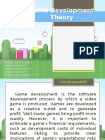 Game Development Theory