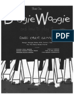 Boogie Woogie by David Carr Glover