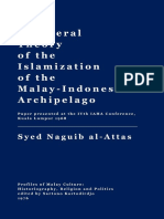 A General Theory of the Islamisation of the Malay-Indonesian Archipelago