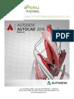 autocad 2016 basico
