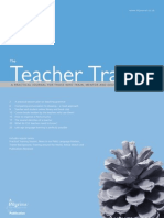 The Teacher Trainer Vol 22 No 3