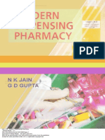 Modern Dispensing Pharmacy COVER