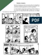 Mafalda, La Feminista