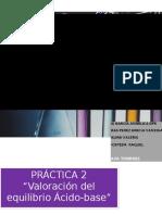 Practica 2 Bioquimica Médica