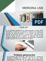 Presentacion Memoria USB