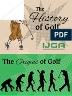 The Origins of Golf