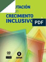 Tributación Para Un Crecimiento Inclusivo