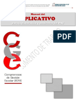 Manual Aplicativo PAT_2016