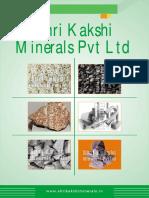 Shri Kakshi Minerals Pvt. Ltd. Telangana India