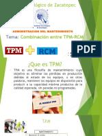 Combinacion TPM CRM
