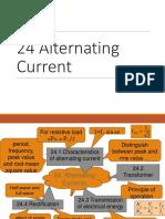 Ch 14 - Alternating Currentf