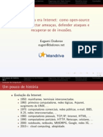 Segurança na era Internet