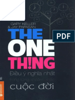 [Www.downloadsach.com]-The One Thing - Gary Keller