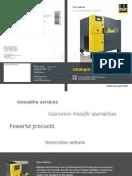 Schneider Air Compressor-Katalog 2011 En