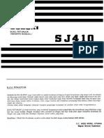 Owner Manual SJ410 Bahasa Indonesia