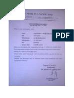 Work CertificateEC