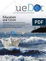UNESCO MGIEP's Flagship Magazine, The Blue Dot