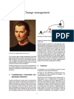 Change Management (Italiano)