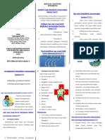 Leaflet Perawatan Kateter